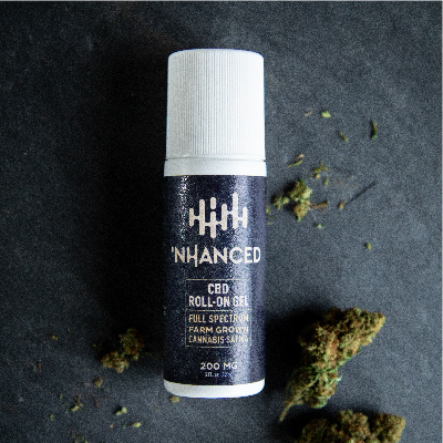 'NHANCED CBD ROLL-ON GEL