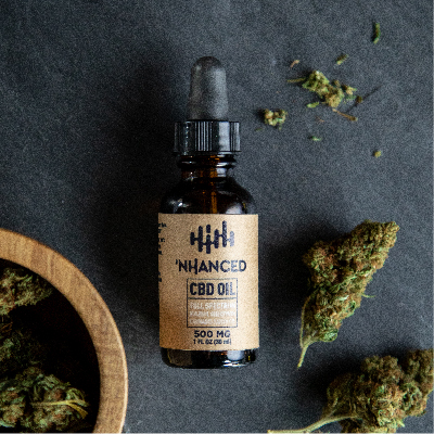 'NHANCED CBD OIL